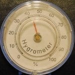 How Regnault's Dew-Point Hygrometer Works