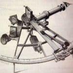 The Working Principle and Uses of a Sextant