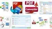 convert your pdf files